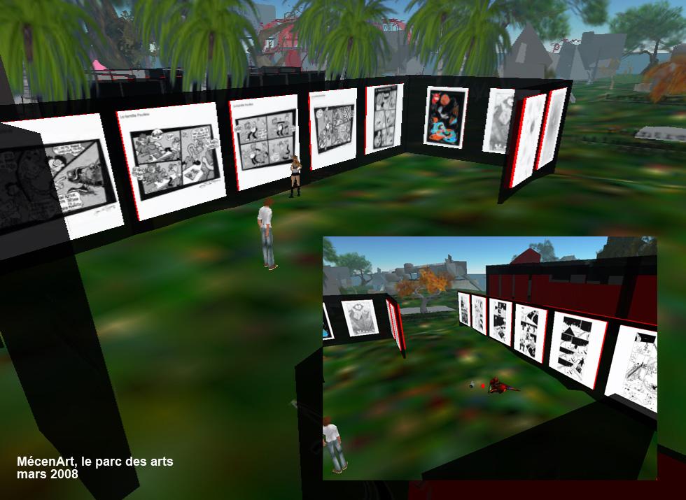 L 39 art visionnaire de leou for Parc expo angouleme